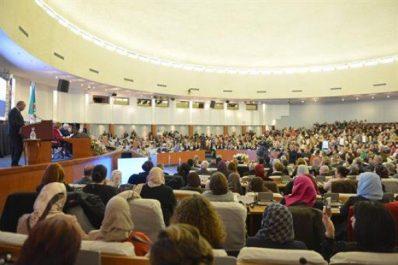 Conférence internationale sur la promotion de la participation politique de la femme à Alger