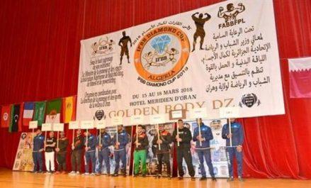 Bodybuilding: domination algérienne dans la «Diamant Cup Algérie IFBB»