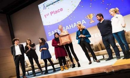 "France : Une startup algérienne remporte le premier prix du ""Global Startup Week-end Women"""