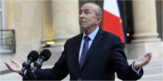 Algérie-France : Gérard Collomb en visite à Alger