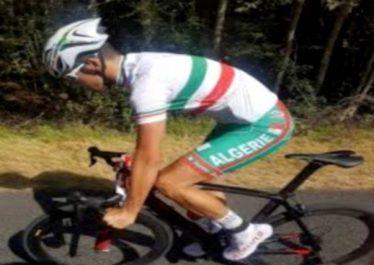 Yacine Hamza du Groupe sportif pétrolier remporte la deuxième étape du 21ème tour d'Algérie