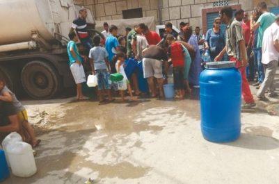 TÉBESSA : L'eau, une véritable problématique