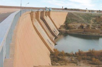 BÉCHAR : Projet de réhabilitation du barrage de Djorf Torba