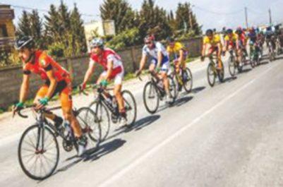 Pour accueillir un événement sportif national : Routes réfectionnées, dos d'âne enlevés