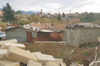 BIDONVILLE DE RAS-BOUIRA À PROXIMITÉ DU CHEF-LIEU : Un imbroglio qui traîne depuis 20 ans