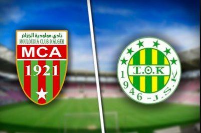 Coupe d'Algérie (demi-finale): JSK-MCA à Constantine vendredi 13 avril