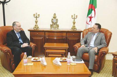 Une mission du FMI séjourne actuellement en Algérie