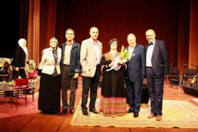 Hommage appuyé à Alger à la chanteuse d'expression kabyle Nouara