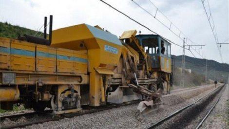51 milliards DA pour moderniser le 1er lot de la voie ferrée de la ligne minière Annaba-Tébessa