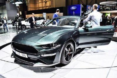 Salon de Genève 2018 : La Ford Mustang Bullit arrive pour la première fois en Europe