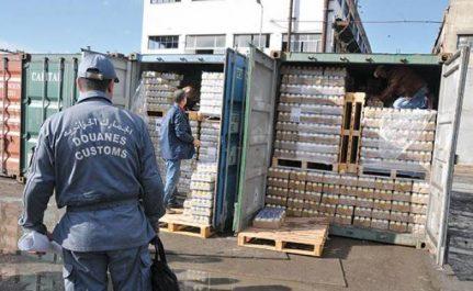 La hausse de la TVA a fait augmenter les recouvrements douaniers en 2017