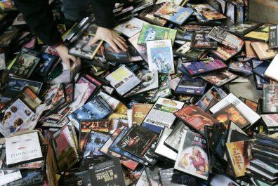 Produits interdits à l'importation : menace sur le marché du DVD !