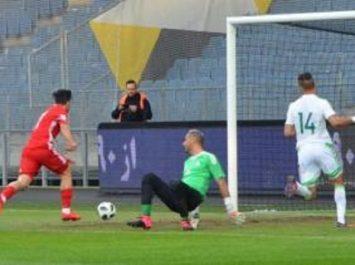 Football – Amical : Iran 2 – 1 Algérie, les Verts ratent leur test