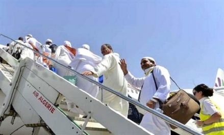 Hadj 2018: Premier vol vers les Lieux saints prévu le 25 juillet