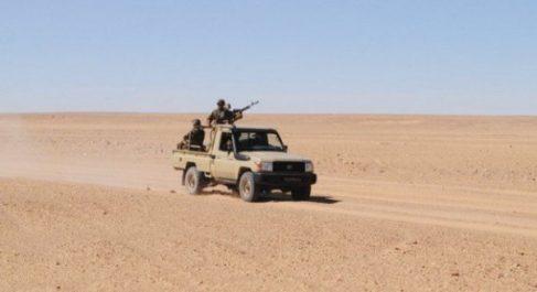 Deux narcotrafiquants arrêtés et saisie de plus de de 126 kg kif traité à Tlemcen et Batna (MDN)
