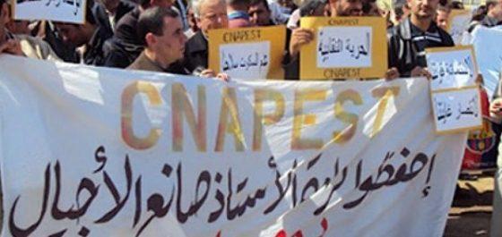 Le CNAPESTE annonce une grève cyclique : Retour à la case départ