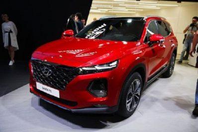 Salon de Genève 2018 : Nouveau Hyundai Sante Fe, plus spacieux et mieux équipé