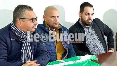 USMB : Bouhellal reprend son poste