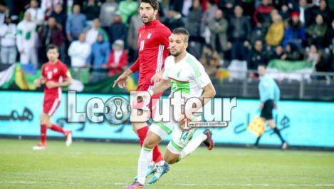 Boukhanchouche : «Je ne suis pas satisfait de mon rendement»