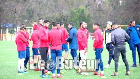 CRB/ Nkana FC : Belaili, Lakroum et Heriat incertains face AU Nkana
