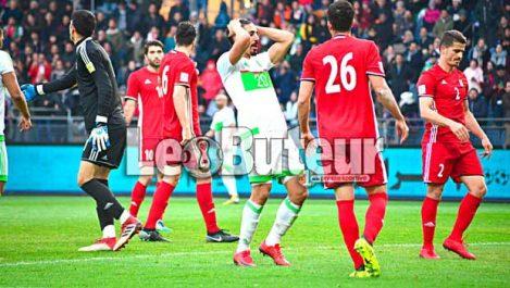 En amical / Iran 2 – Algérie 1 : Premier revers pour Madjer !