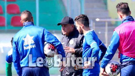 JSK / Bouzidi aux joueurs : «L'avenir de la JSK est entre vos mains»