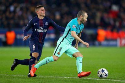 Le Barça ne relancera pas la piste menant à Verratti