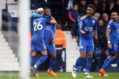 Leicester : Mahrez enthousiaste pour la fin de saison de son équipe