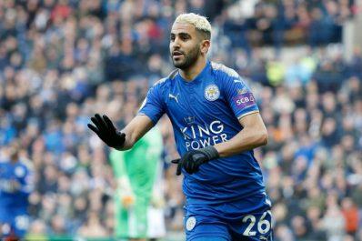 Manchester City prêt à offrir 75 M€ pour Mahrez