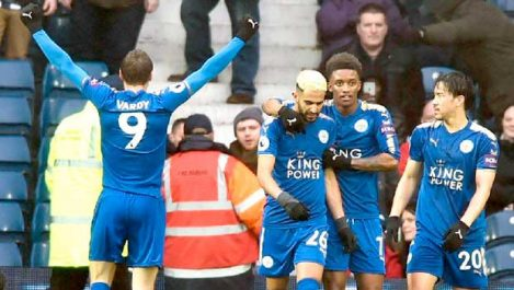 Leicester retrouve le grand Mahrez !