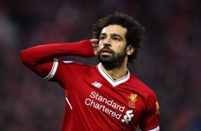 Angleterre: Salah marque enfin et relance Liverpool