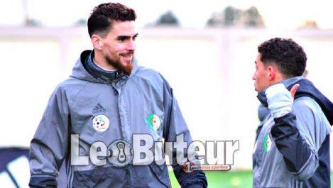 Medjani «Feghouli et Mbolhi n'ont plus rien à prouver mais le dernier mot revient au coach»