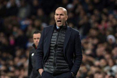 Real : Ce compartiment du jeu qui inquiète particulièrement Zidane