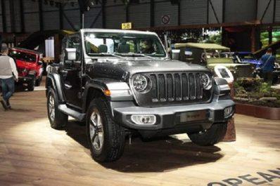 Salon de Genève 2018 : Première européenne pour la nouvelle Jeep Wrangler