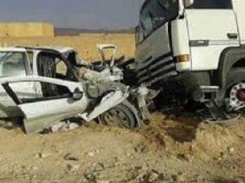 M'sila : trois morts dans un accident de la circulation à Oued Dhouihba