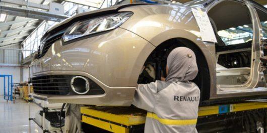 Renault Algérie: 8 000 véhicules «Dacia» semi-assemblés importés de Roumanie !