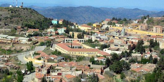 TISSEMSILT : Un village de vacances à Teniet El Had