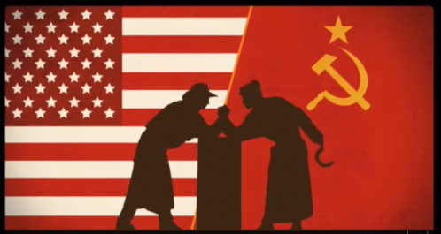 Une affaire d'un agent double: La guerre froide se réchauffe