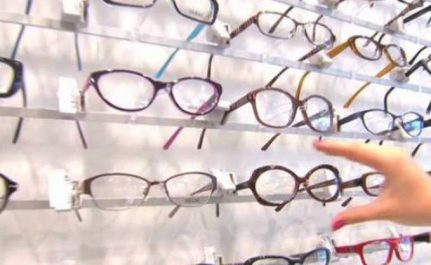 Contrefaçon : des lentilles de contact qui font perdre la vue