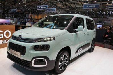 Salon de Genève 2018 : Première mondiale du nouveau Citroën Berlingo