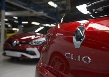 Groupe Renault : Moins de Renault Clio à Flins pour la 5e génération