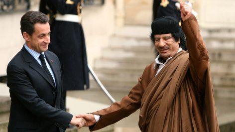Financement libyen : Nicolas Sarkozy en garde à vue