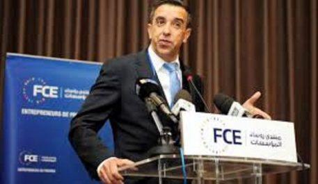 Ali Haddad participe à Africa CEO Forum