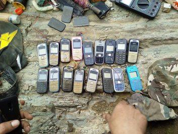 Algérie: Des téléphones piégés et des mines récupérés par l'Armée à Bouira