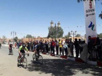 TAC 2018 : Mehdi Abderahmane Hamza (SOVAC) remporte la 1ère étape