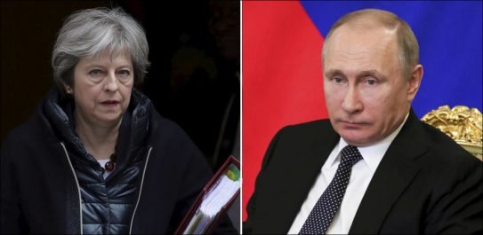 Crise diplomatique russo-britannique: Londres accuse, Moscou s'indigne