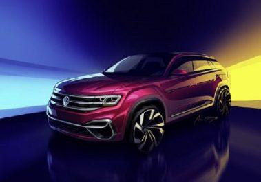 Volkswagen Group : Un version 5 places du SUV Atlas s'annonce chez Volkswagen