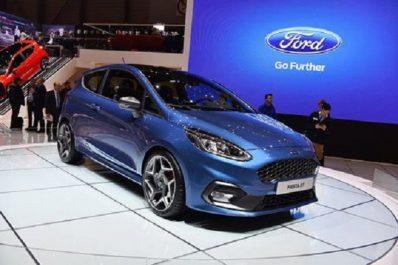 Ford : Ford dévoile plus de détails sur sa nouvelle Fiesta ST
