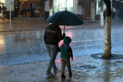 Alerte rouge: Des pluies diluviennes affecteront les wilayas du Centre