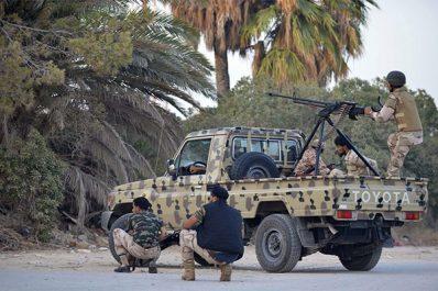 Benghazi : Des milices libyennes kidnappent une famille algérienne